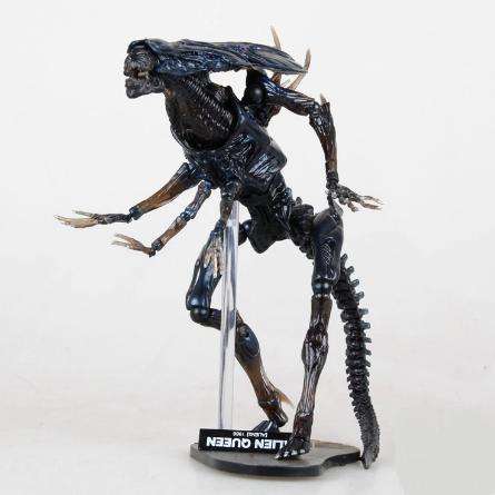 """Статуэтка Alien Queen по фильму """"Чужой"""", Коллекционные action фигурки Королева Чужих  на подставке"""