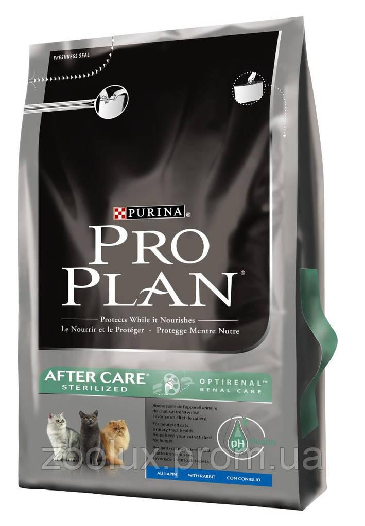 Pro Plan (Про План) Sterilized для кастрированных с индейкой 1,5 кг.