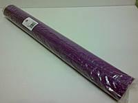 Гофрированная бумага фиолетовая Италия, фото 1