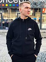 Зимняя мужская толстовка Nike / CLO-093 (Размер:2XL)