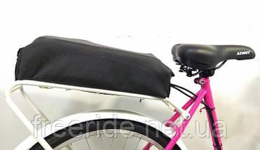 """Электровелосипед Azimut F-5 26"""" (пробег 60км) 36v, фото 2"""