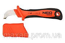 Нож монтерский NEO - 190 мм 1000В