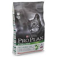 Pro Plan (Про План) Sterilized для кастрированных с лососем 10 кг.