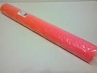 Гофрированная бумага оранжевая Италия, фото 1