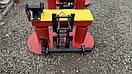 Косарка роторна мототракторная Володар КР-1,1 ПМ-2 під гідравліку (ширина косіння 110 см, з гідроциліндром), фото 3