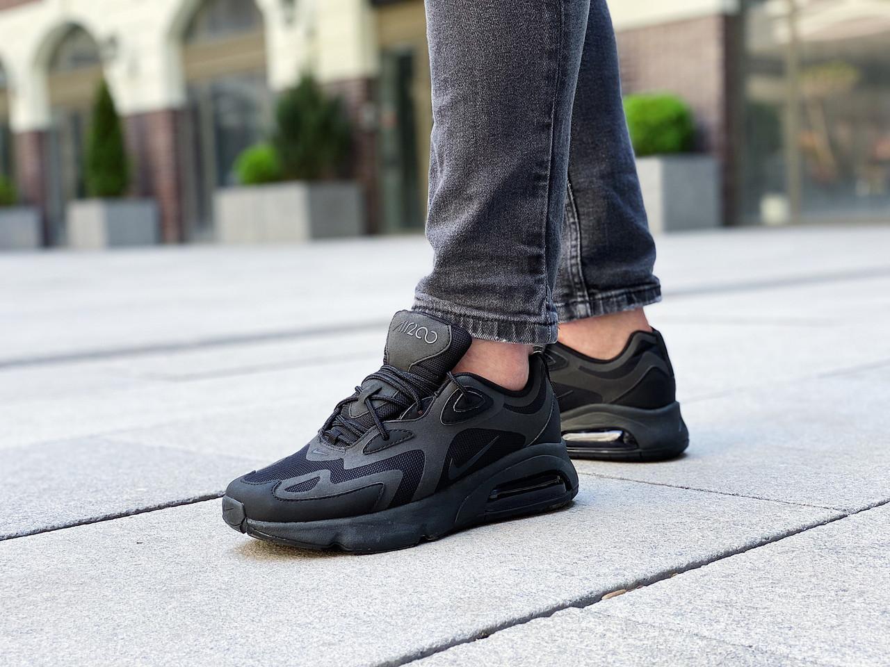 Кроссовки мужские Nike Air Max 200 / AQ2568-003 (Размеры:41,43,44)