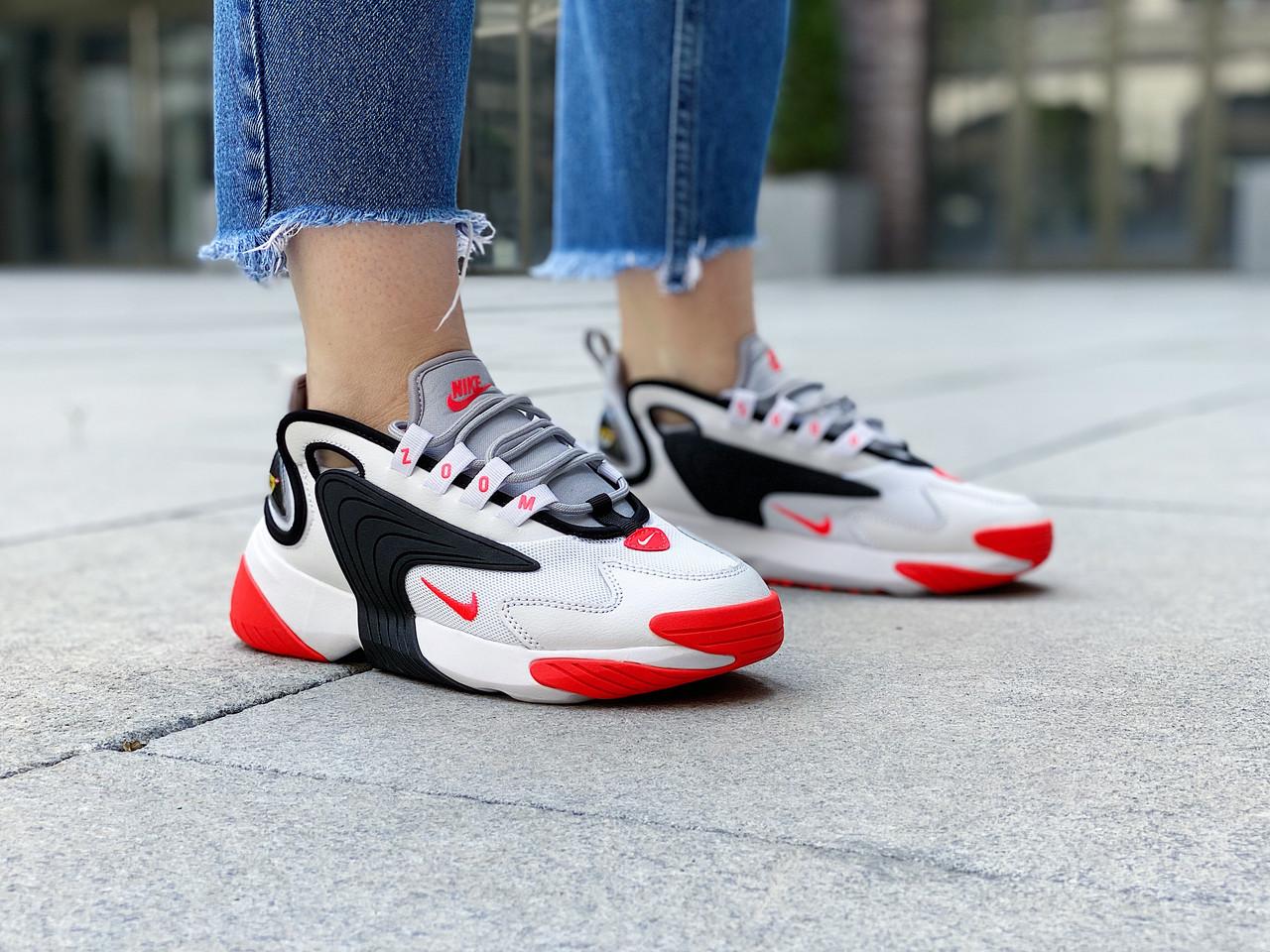 Кроссовки женские Nike Zoom 2K / AO0269-105 (Размеры:35,37)