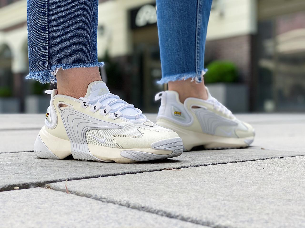 Кроссовки женские Nike Zoom 2K / AO0269-100 (Размеры:35,38)