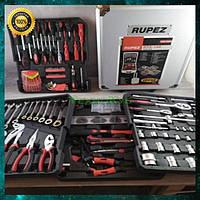 Набор инструментов Rupez Rts 386. Набор ключей. Ручные инструменты. Набір інструментів. Инструменты для дома