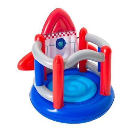 Батут для детей Bestway 52286 Ракета от 3 лет 155-142-145 см, фото 2