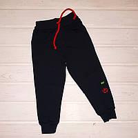 ✅Спортивные штаны с манжетами для мальчика синие Размеры  140, фото 1
