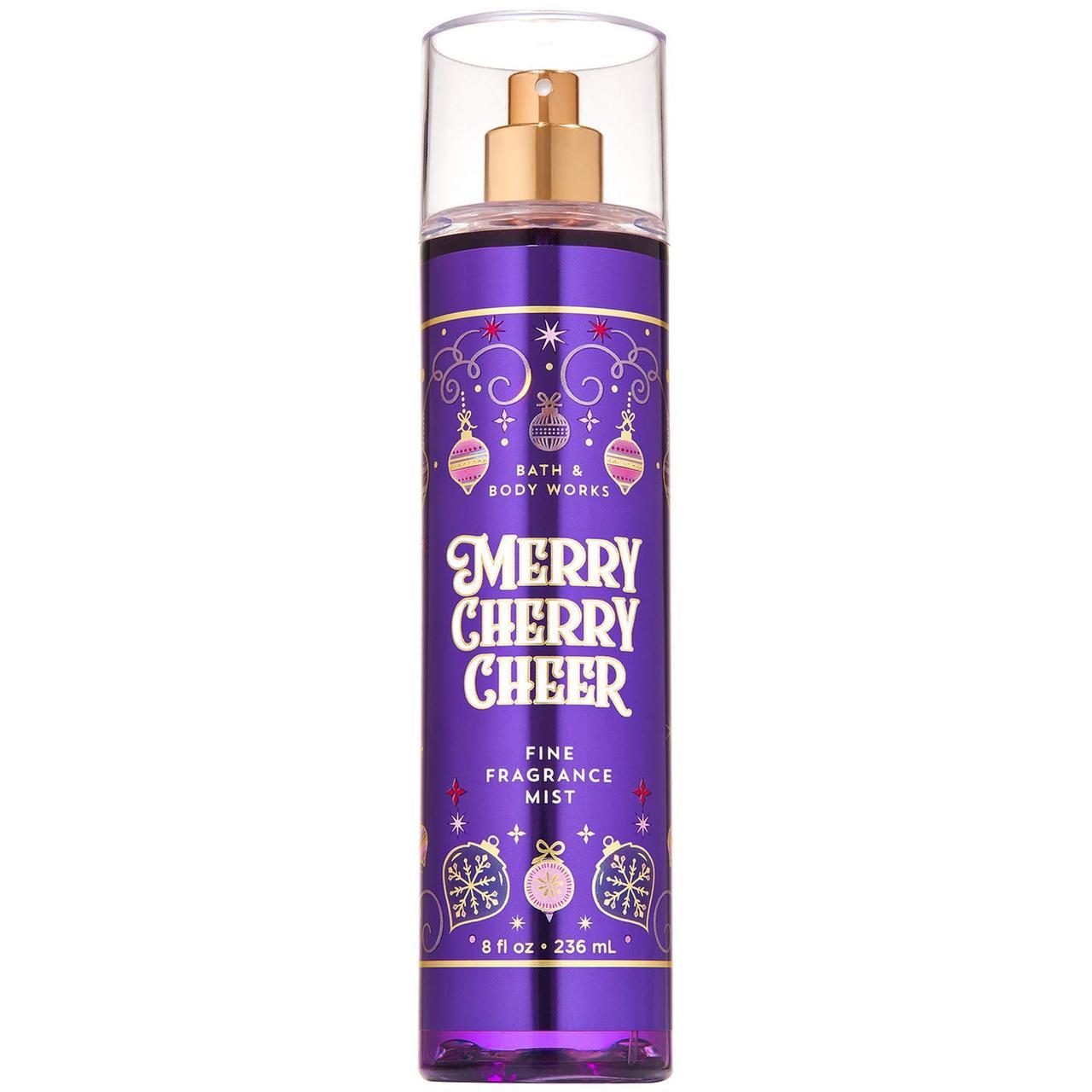 Спрей для тела Bath & Body Works Merry Cherry Cheer Fragrance Mist 236 мл