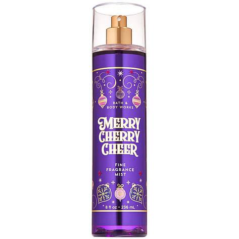 Спрей для тела Bath & Body Works Merry Cherry Cheer Fragrance Mist 236 мл, фото 2