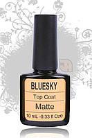 Матовое покрытие Bluesky 10 ml Top Coat Matte,матовый топ