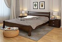 Деревянная кровать Венеция. Двухспальная кровать. Односпальная кровать