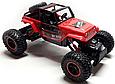 Внедорожник с большими колесами на радиоуправлении Diancheng Toys Rock Crawler 0136 красный, фото 4