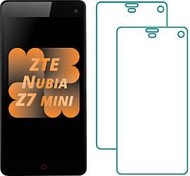 Комплект ZTE Nubia Z7 Mini Защитные Стекла (2 шт.) (ЗТЕ Нубия З7 Мини)