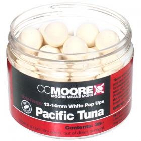 Плаваючі бойли CCMoore Pacific Tuna White Pop Ups (тихоокеанський тунець) 13/14мм