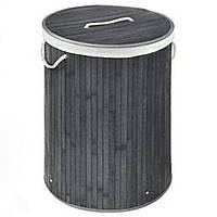 Корзина для белья складная STENSON 40 х 60 см, фото 1