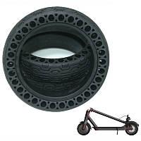 Шина колесо бескамерная антипрокольная 8.5` для электросамоката xiaomi mijia m365 kugo m2