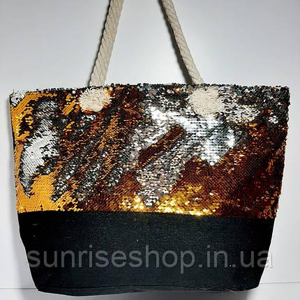 Пляжная сумка летняя опт и розница, фото 2