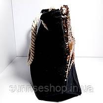 Пляжная сумка текстильная летняя опт и розница, фото 3