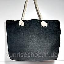 Пляжная сумка текстильная летняя опт и розница, фото 2