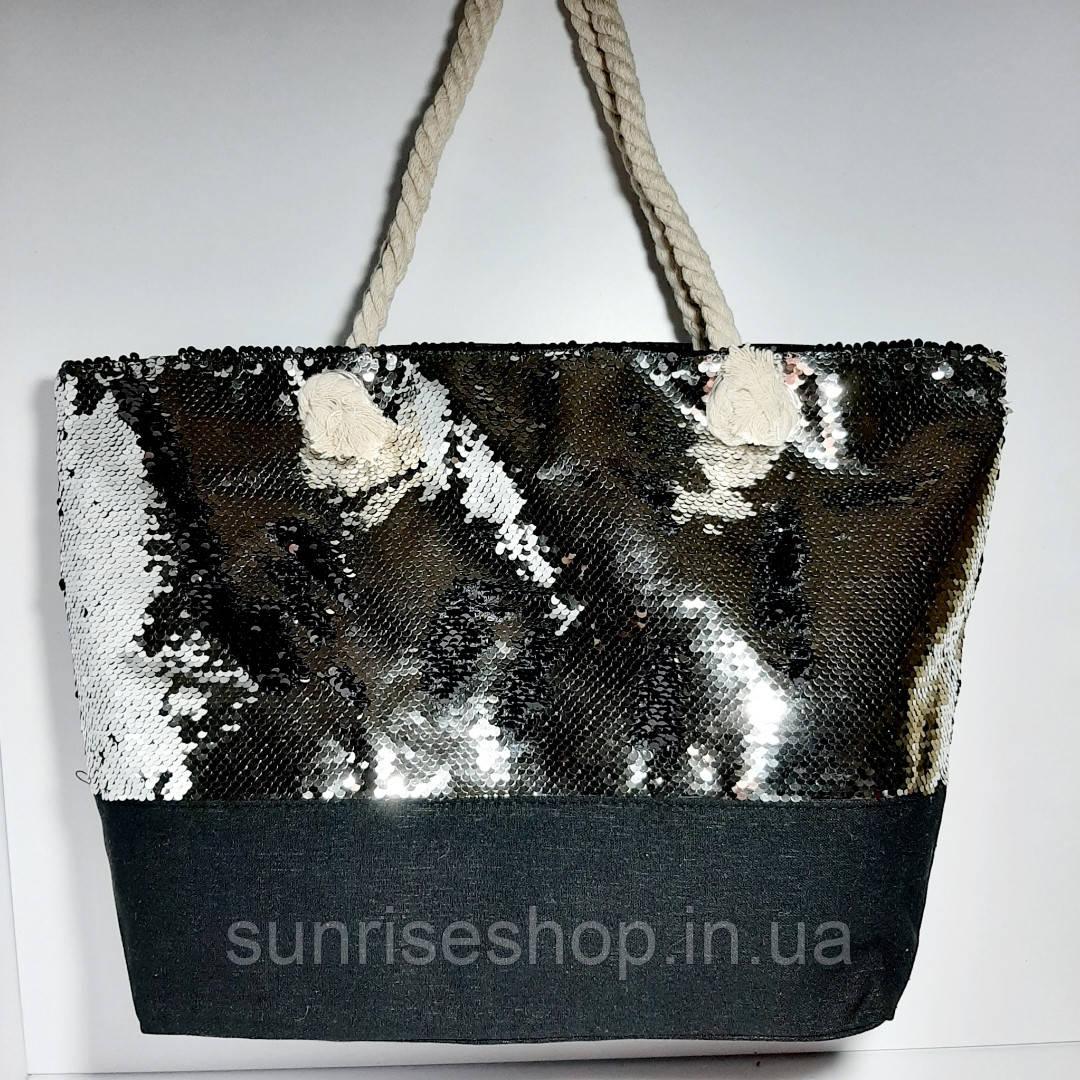 Пляжная сумка текстильная летняя опт и розница