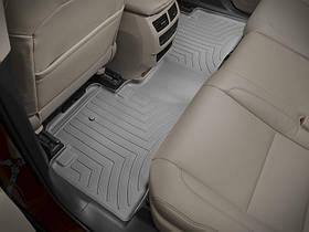 Ковры резиновые WeatherTech  Acura MDX 2014+ задний серый ( не гебрид )