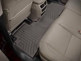 Ковры резиновые WeatherTech  Acura MDX 2014+ задний какао ( не гебрид )