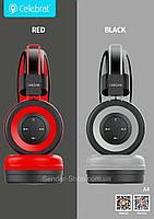 Наушники Беспроводные CELEBRAT A4 Bluetooth \ AUX, фото 1