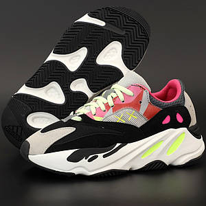 Женские кроссовки Adidas Yeezy Wave Runner Boost 700 x Custom KAW