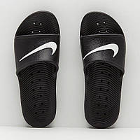 Тапочки мужские Nike Kawa Shower 832528-001  черные