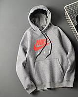 Зимняя мужская толстовка Nike / CLO-106 (Размер:M,XL,2XL)