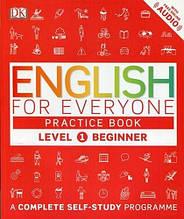 English for Everyone Level 1 Pactice Book / Практическая тетрадь