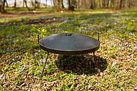 Сковорідка 60 см з кришкою Буковинка