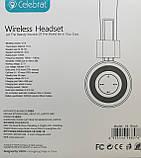 Бездротові навушники з блютузом CELEBRAT A4, фото 6