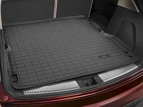 Ковры резиновые WeatherTech  Acura MDX 2014+ в багажник черный