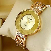 Оригинальные женские часы на руку золотые  BAOSAILI