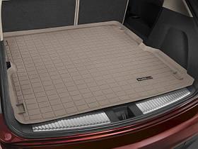 Ковры резиновые WeatherTech  Acura MDX 2014+ в багажник бежевый