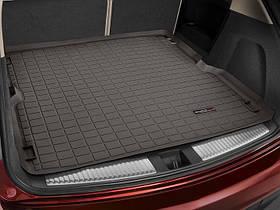 Ковры резиновые WeatherTech  Acura MDX 2014+ в багажник какао