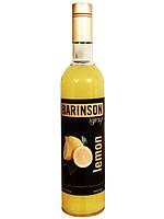 Сироп «Лимон» ZAMES/Barinson 700мл, 1/9