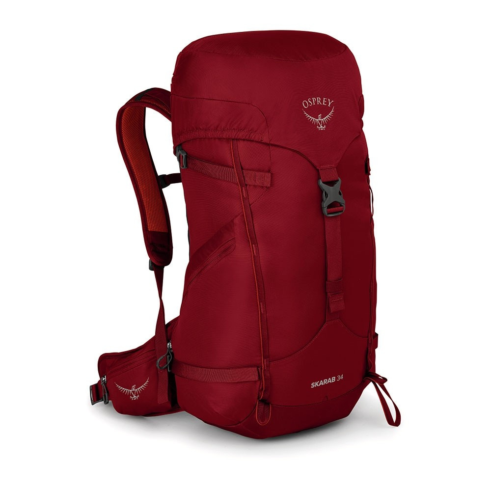 Рюкзак Osprey Skarab 34 Mystic Red