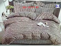 5D постельное белье Koloco. Евро размер.Фланель байка.