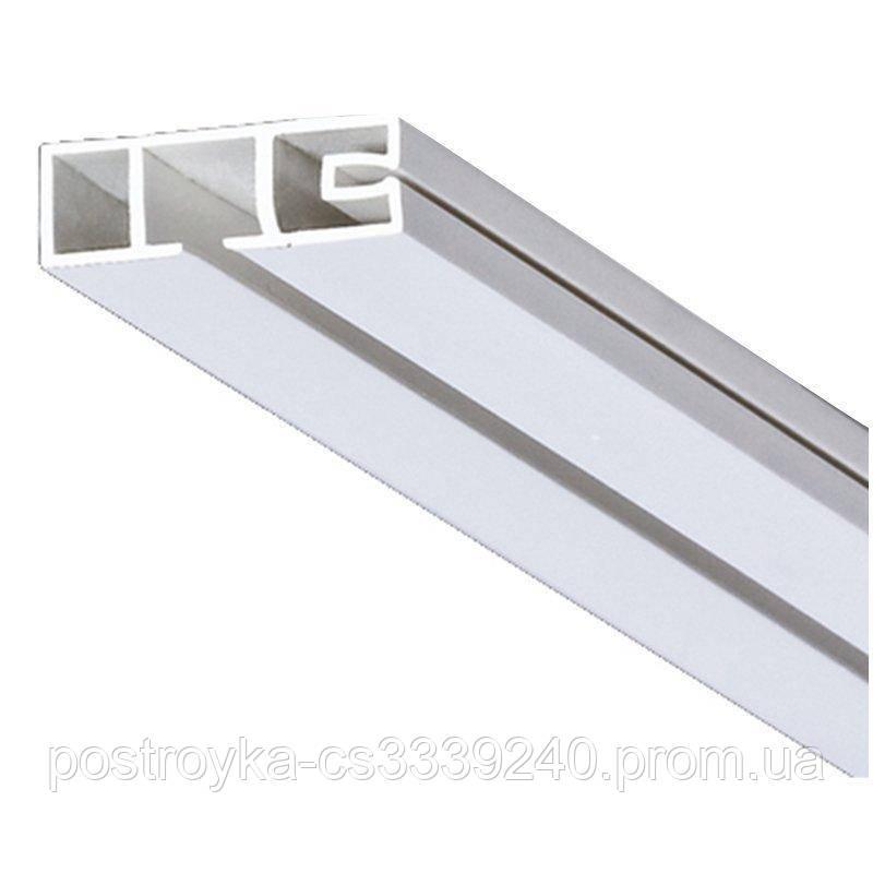 Карниз потолочный ОМ однорядный облегченный 2,50 метра