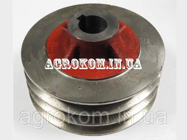 507001025 Шкив малый 3-х ручейный косилки роторной (1,35м)