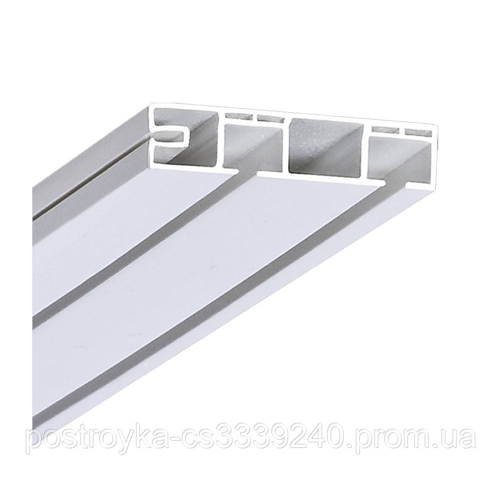 Карниз потолочный ОМ двухрядный облегченный 1.5 метра