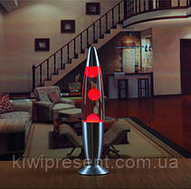 Лава лампа с парафином 49 см Magma Lamp (напольнаялава), фото 3