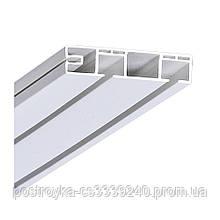 Карниз потолочный ОМ двухрядный облегченный 2,10 метра