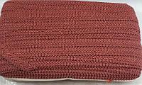 """Цвет фламинго """"шубная""""декоративная тесьма,ширина 1.2см (1уп=50м), фото 1"""
